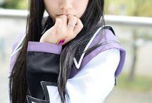 Cosplay Homura Akemi