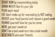 Work out inspiration