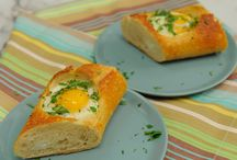 ~EGG DISHES~