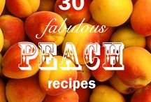 Peaches / Food / by Jodi Cook
