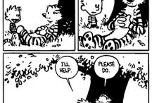 Calvin and Hobbes - favourites