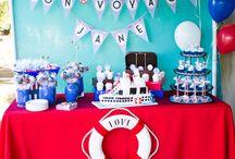 Hajó party