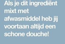 tips in huis