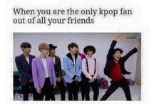 Kpop / Seventeen, infinite and Bts.