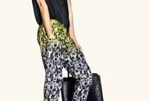 Brand: H&M - Zara / by Pichamon Visessan