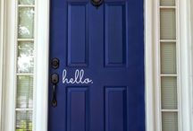 Front door ent