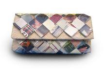 Bags Paper Cloth / Handmade Bags