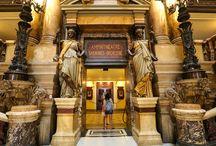 Opera Garnier, Palais Garnier in Paris