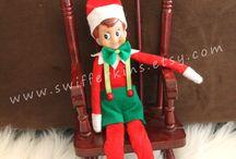 Elf in the Shelf