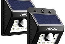 Solar LED Ligts