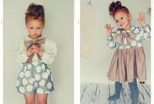 Kids' Fashion / by Sara