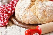 Bread,Brioche and Croissants