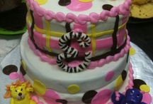 Decorated Cake Ideas / by Sue Fisk Dickinson