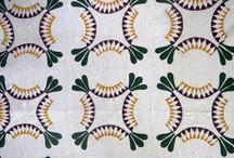 Antique quilts: Whig's defeat / Старинные квилты: Поражение вигов