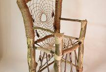 Indiánská židle