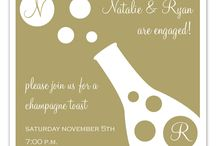 Engagement Party Invitations / #Engagement #Party #Invitations