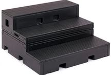 Get a rise out of the risers / Planning a children's music concert for your school or church? These risers and staging equipment are lightweight and most folds up for easy storage.