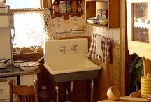 Miniaturen keukens
