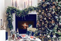 Christmas/Winter / Winter wonderland  / by Kie Artis