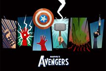 """I still believe in heroes."" -Nick Fury / by MaKenzie Krueger"