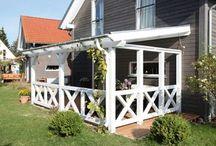 Haus Garten Terrasse