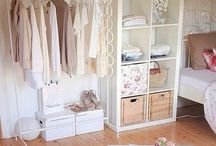 Wardrobes/Storage