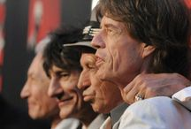 The Rolling Stones / Images and videos of the oldest rock'n'roll band active and important: Mick Jagger, Keith Richard, Brian Jones, Charlie Watts, Bill Wymann, Mick Taylor and Ron Wood / by Pedro Andrade