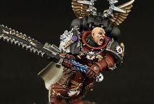 Warhammer Flesh Tearers