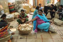 meet the tulsi crafts makers / Who made your Tulsi Crafts products? Meet our makers in Bangladesh!