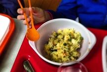 Mangiare a Scuola / Come si mangia a scuola