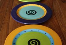 Plates & Platters / by The Pottery Nook