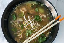 Soupes et potages Low carb