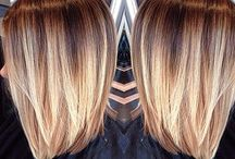 *Ombre* Balayage* Baby Lights* / Hair Color