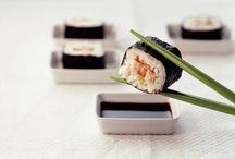 Recepten - Sushi
