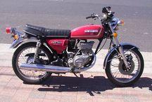 my 1979 Suzuki GT185 roadbike