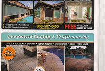 Promotion / Advertising / Keep up with Classic and follow us with every magazine advertisement, home show, promotion and/or donation.