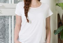Clothes - fairtrade / Fairtrade and organic/or recycled GRS-certified cotton