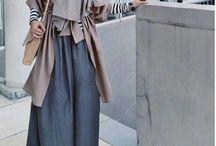 Hijab's styles
