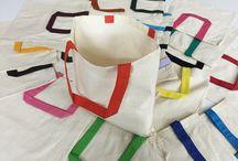 Stylish Custom Cotton Canvas Tote Bags / Handmade Stylish Custom Cotton Canvas Tote Bags