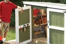 garden storage and sheds