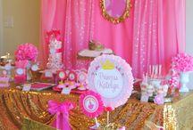 Sleeping Beauty Party Theme