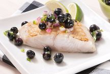 """Sablefish/Black Cod Recipes / Unlike traditional cod, this fish is much more buttery and flavorful. These recipes are a """"must"""" for this delicate fish."""