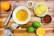 Glazes, Marinades, and Sauces