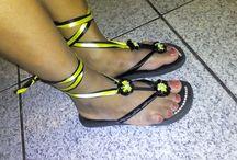 chinelos decorado / chinelos decorados por apenas   40,00 reais cada