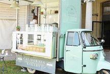 sweet food trucks