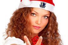 NBA Santa Hats