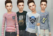 sims 4 erkek çocuk modası