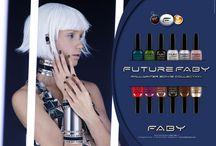 Future Faby ADV campaign / Fall Winter 2014-15