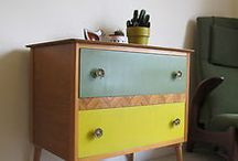 mobiliário anos 50