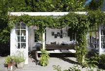 Uterom / Garden ideas